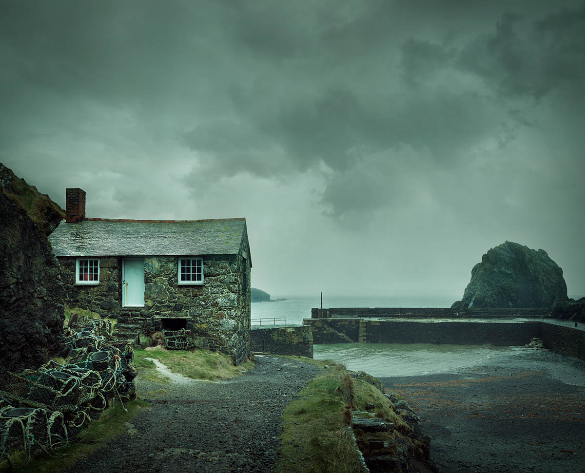 Mullion Cove Cornwall Wouter Boer Photography