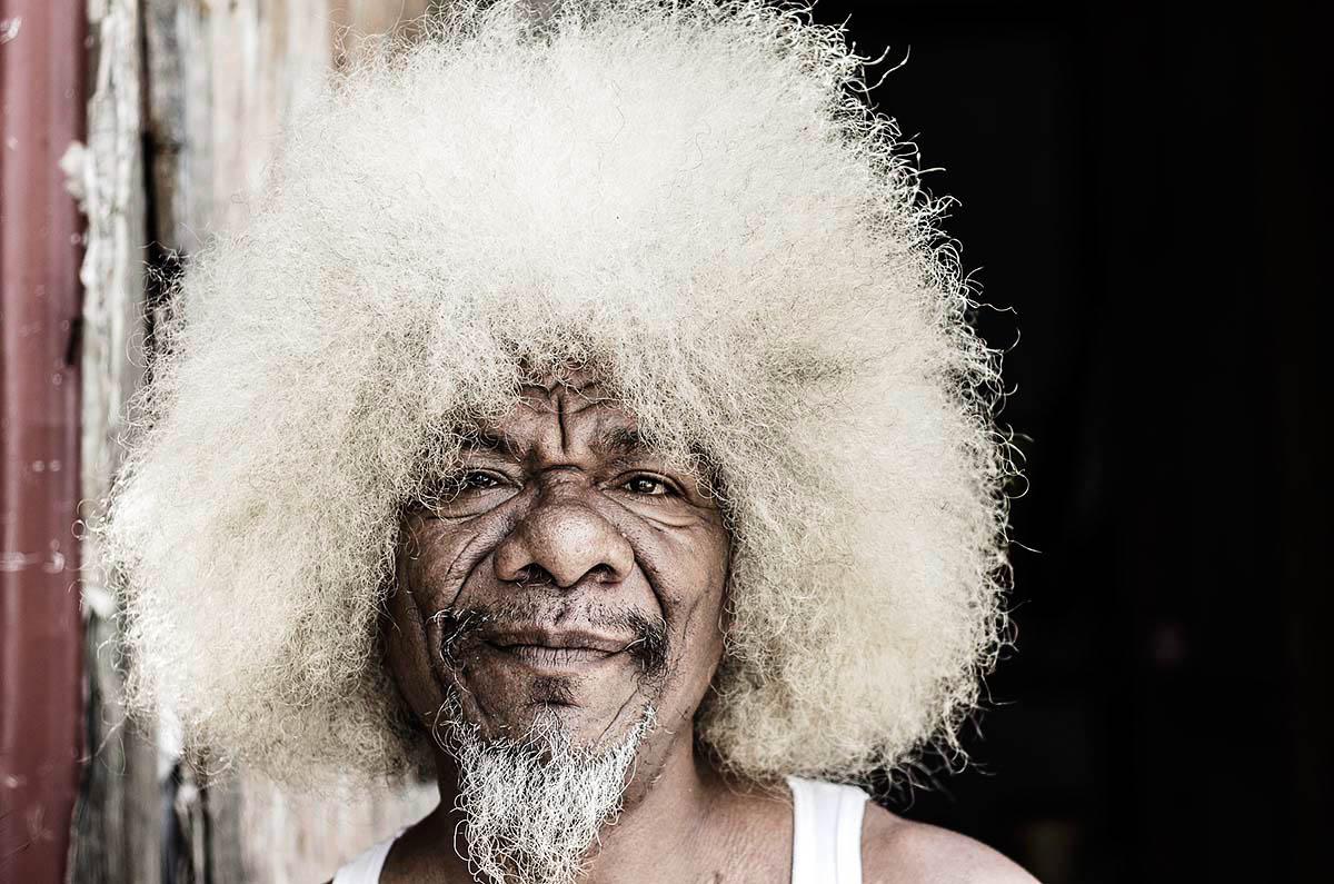 Portrait Corn Islands Wouter Boer Photography